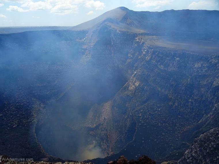 Granada, Nicaragua Masaya Volcano