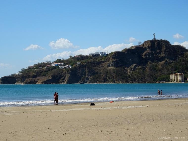 San Juan del Sur, Nicaragua beach