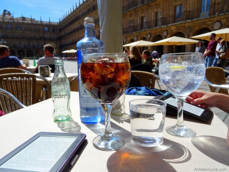 one week in Spain - Salamanda and Toledo, Spain travel costs