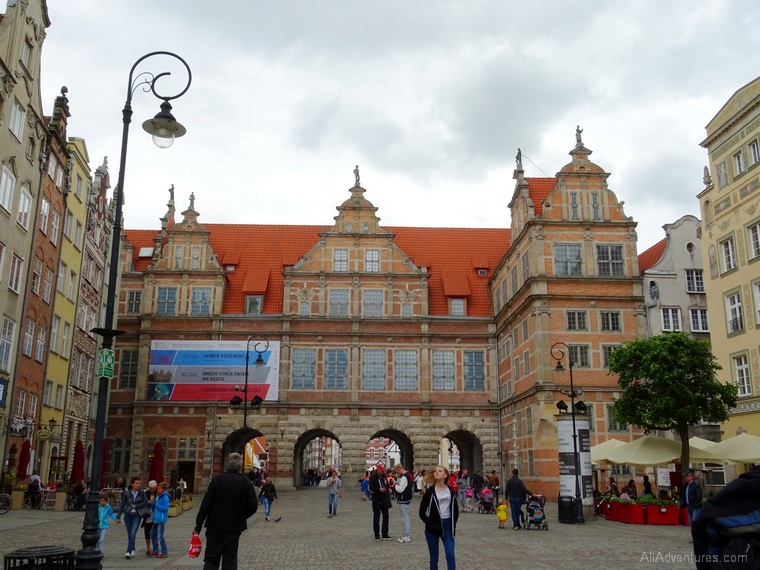 things to do in Gdansk Poland Old Town
