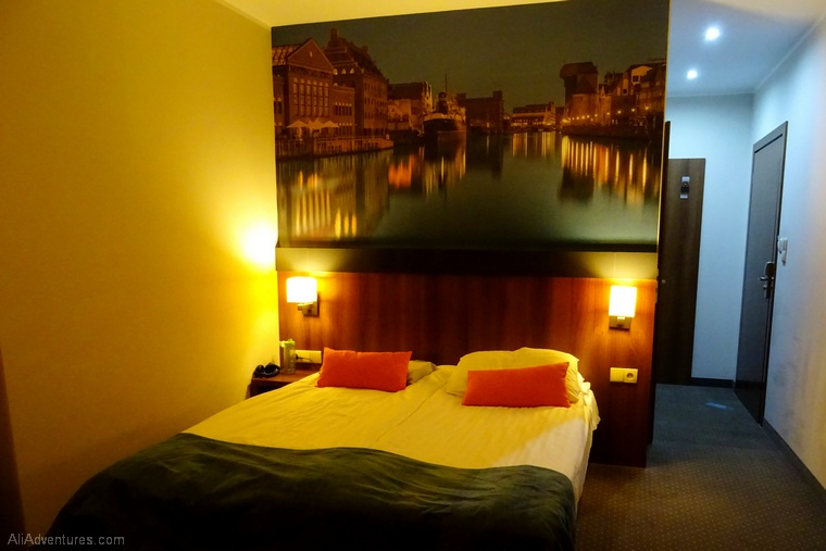 where to stay in Gdansk Poland