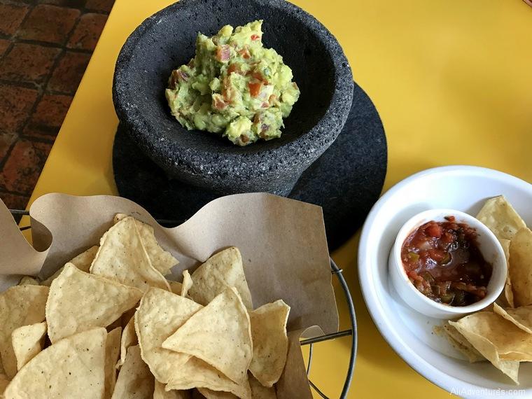 Ostrava Mexican food