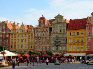 Scenes From Wrocław, Poland