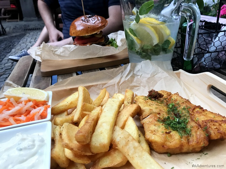 where to eat in Wroclaw Poland