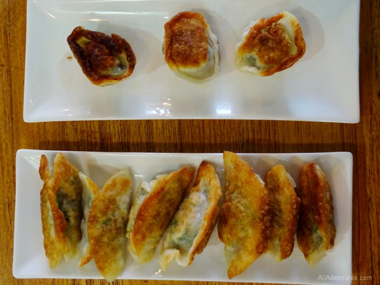 one week in Hong Kong cooking class dumplings