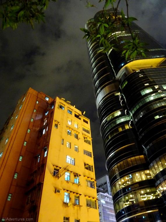 Hong Kong rooftop bars