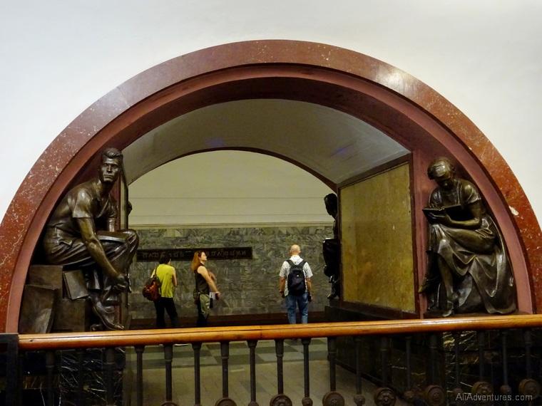 Russia river cruise metro tour