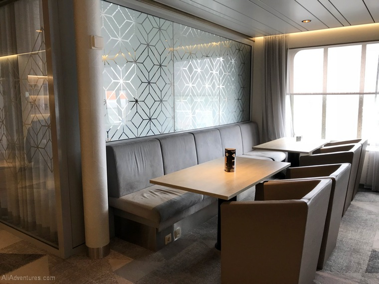 Helsinki Tallinn ferry comfort lounge