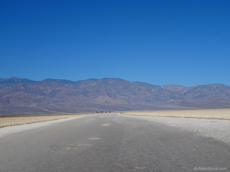 1 day in Death Valley National Park Badwater Basin