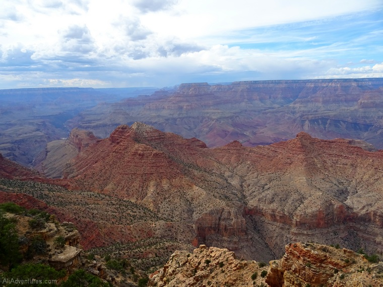 2 days in Grand Canyon Desert Tower view