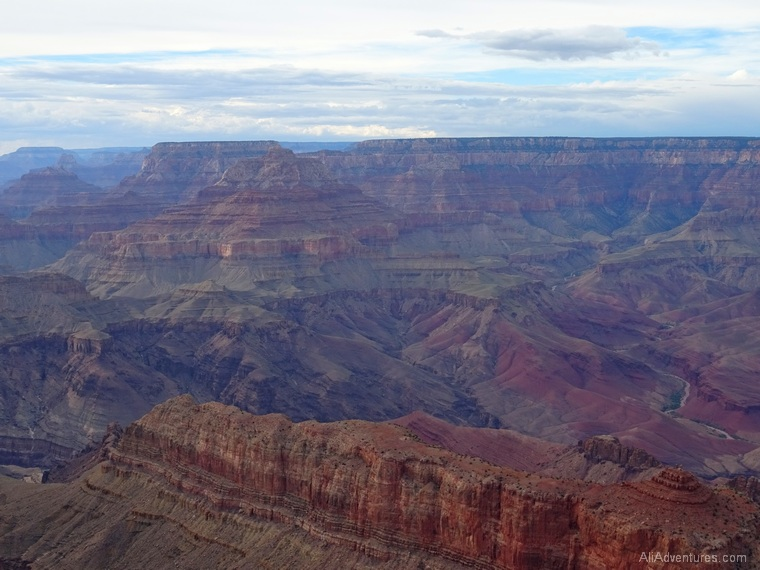 2 days in Grand Canyon Desert Tower viewpoints