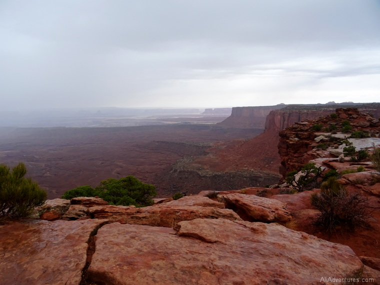 4 days in Moab Canyonlands National Park