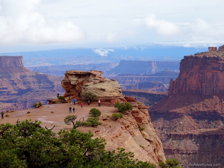 Canyonlands National Park 4 days in Moab Utah