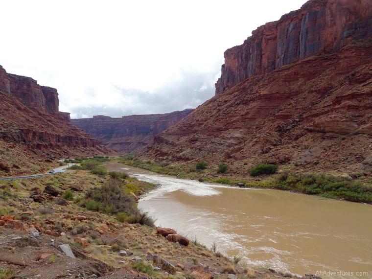Colorado River Moab Utah