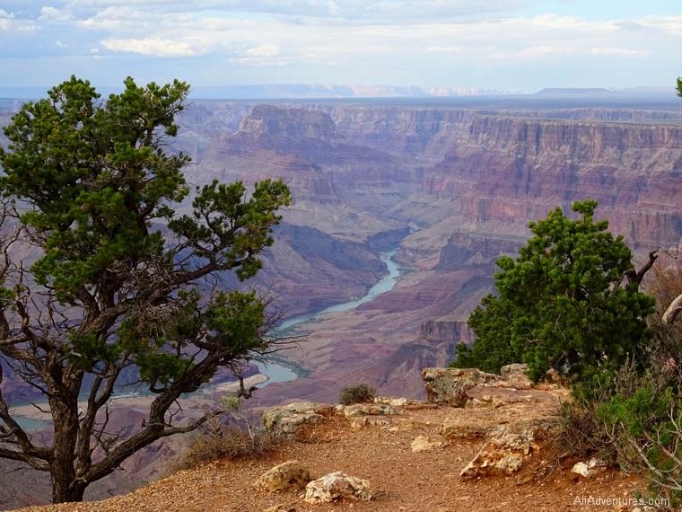 Grand Canyon itinerary Colorado River