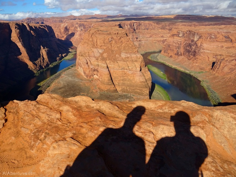 I don't really want you to start a travel blog - Horseshoe Bend Page AZ