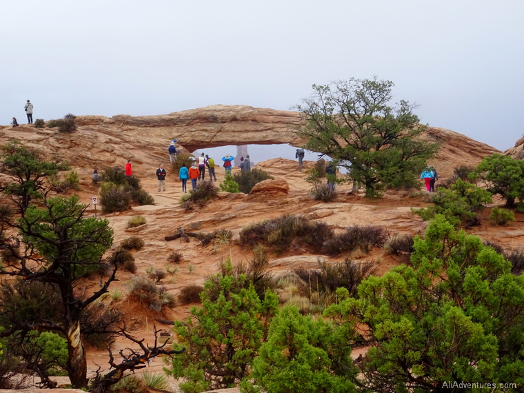 things to do in Canyonlands National Park Mesa Arch