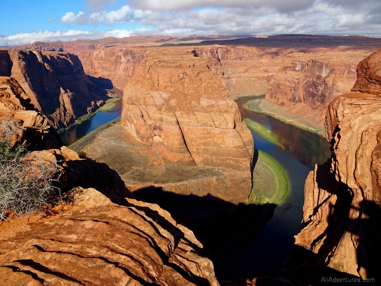 things to do in Page AZ Horseshoe Bend views