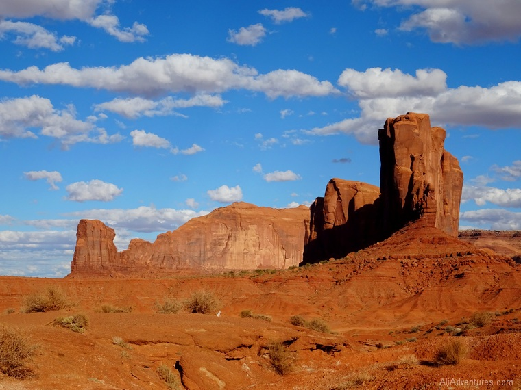 what to do in Monument Valley