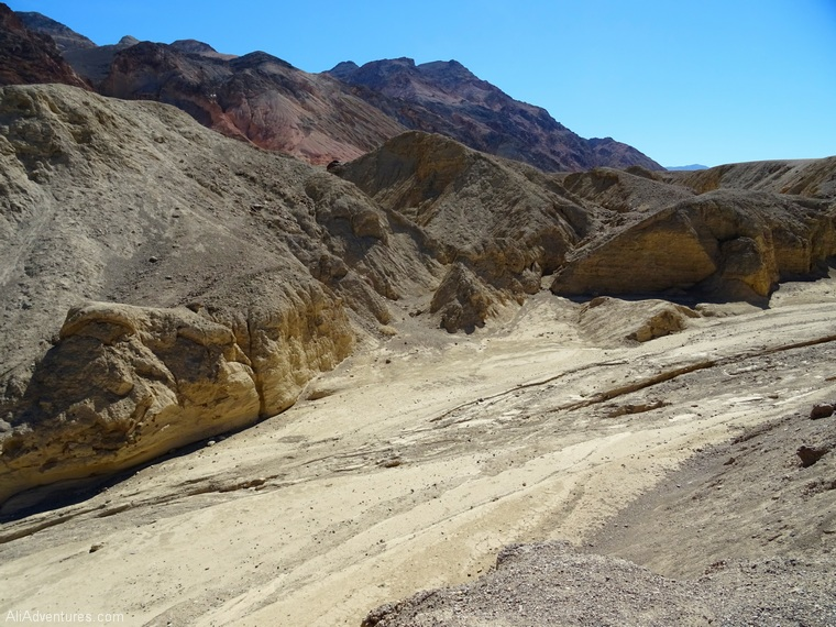 where to see Star Wars locations in Death Valley