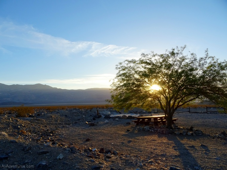 where to stay near Death Valley