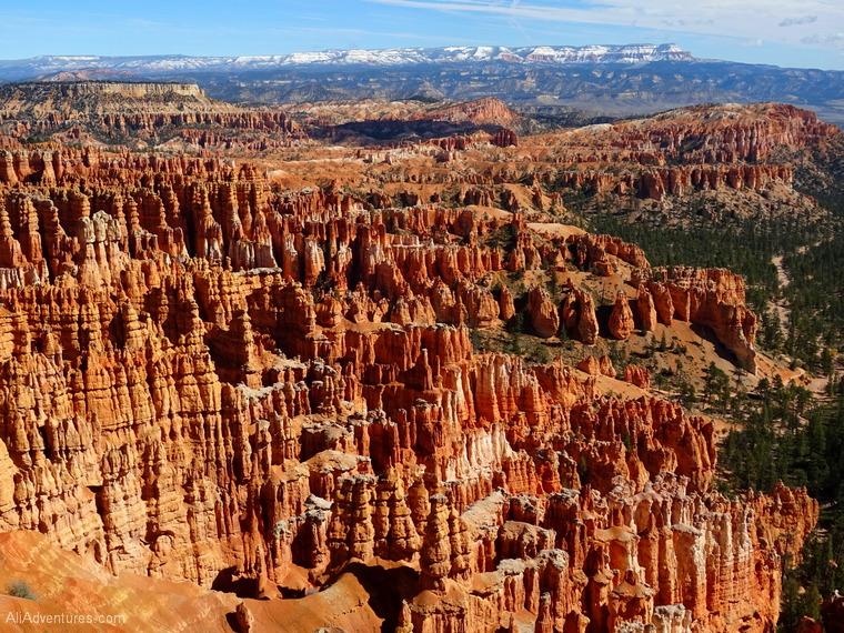 Bryce Canyon National Park hoodoos