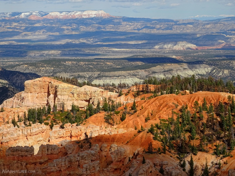 US national park road trip Bryce Canyon