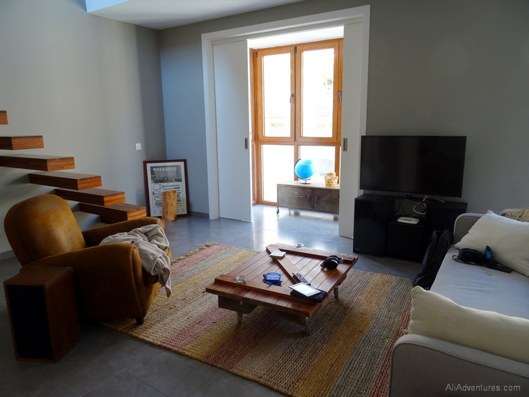 Cartagena Spain travel expenses apartment
