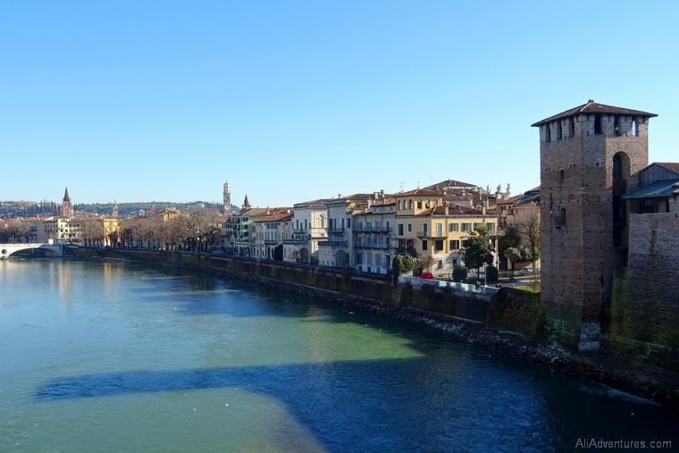 Verona Italy travel expenses