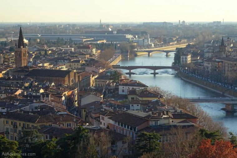 Verona travel budget