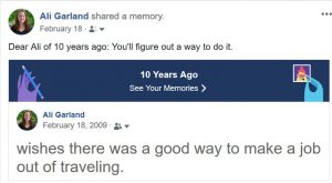 A Look Back at 10 Years of Travel Blogging