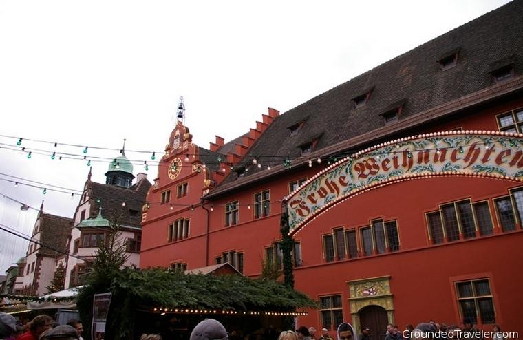 Germany Christmas markets Freiburg Black Forest