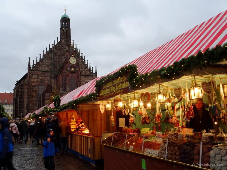 best Christmas markets in Germany Nuremberg