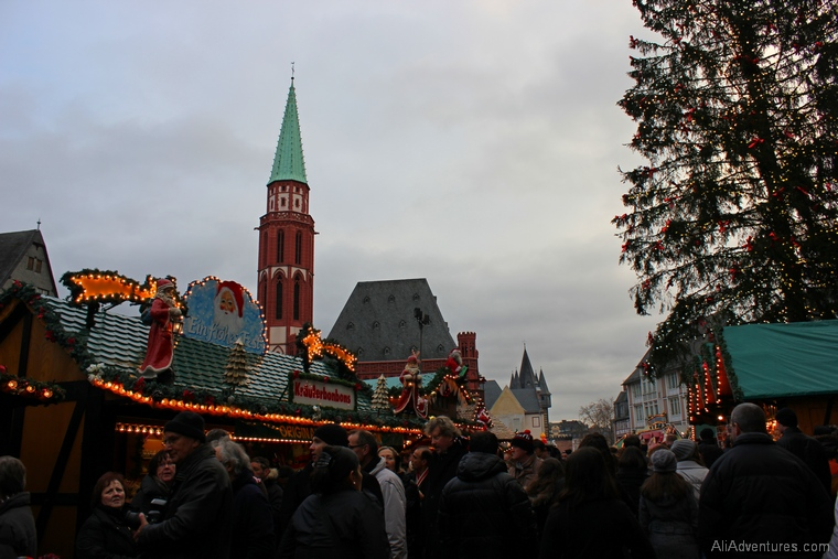 best German Christmas markets Frankfurt