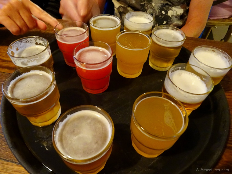 Bratislava budget craft beer and food tour