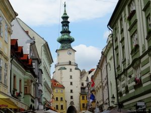 How Much We Spent in Bratislava, Slovakia