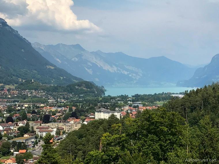 Interlaken Switzerland trip cost