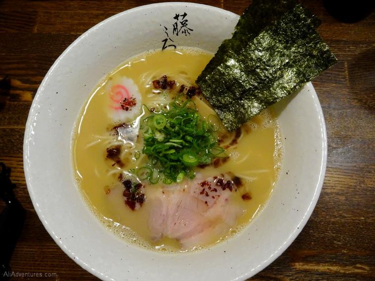 Japan budget Tokyo Meguro food tour