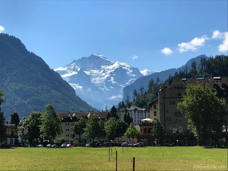Switzerland trip cost Interlaken