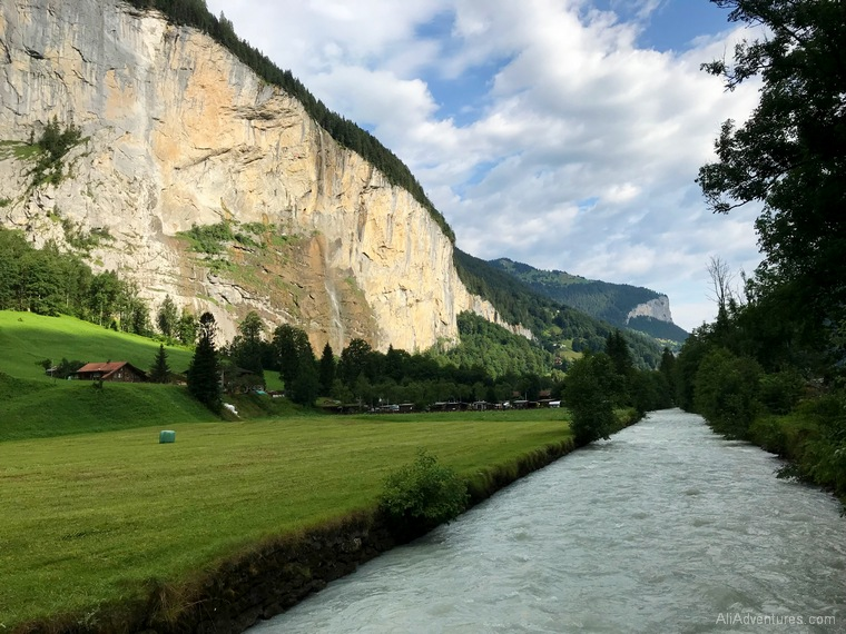 is Switzerland expensive to visit - Lauterbrunnen