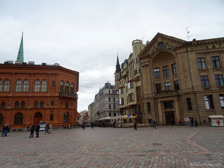 Riga Latvia travel budget