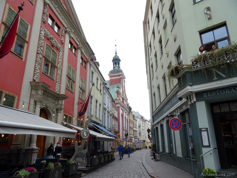 How Much I Spent in Riga, Latvia