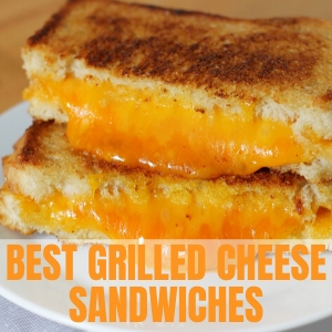 best grilled cheese sandwiches